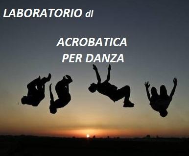 Laboratorio acrobatico di danza