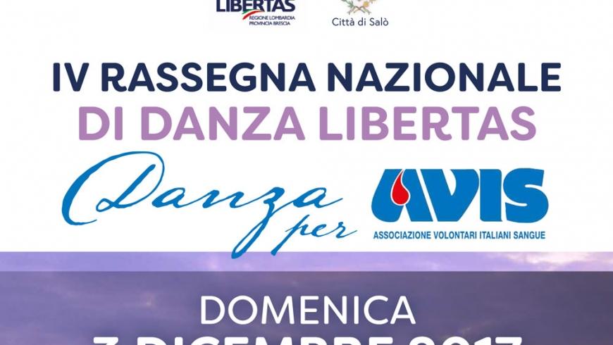 IV Rassegna di danza Libertas per l'AVIS