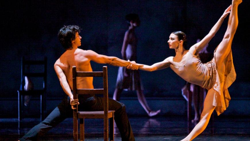 Stage di danza classica e contemporaneo con Claudia Vecchi