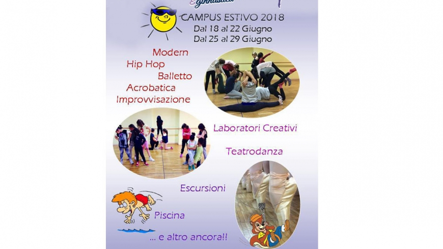 Campus Estivo 2018