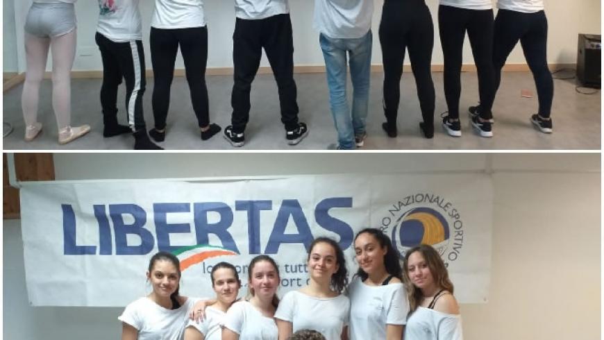 DANCING BEYOND THE BORDERS – Progetto cofinanziato dal programma EUROPEP ERASMUS PLUS